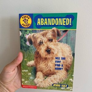 ABANDONED PUPPY BOOK